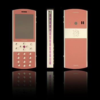 Mobiado cell phone pink