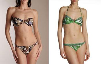 Premium-Grade Swimwear Collection from Roberto Cavalli ...