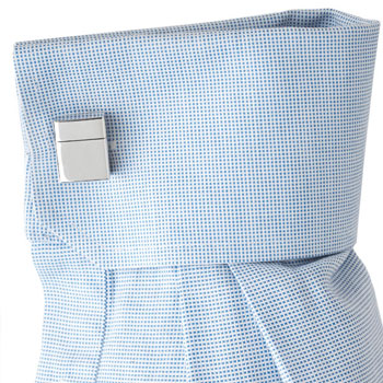 USB Flesh Drives Cufflinks on Shirt
