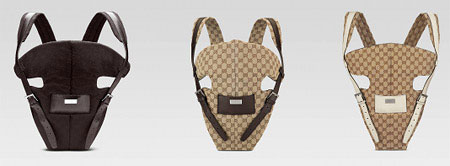 Baby Carriers Gucci