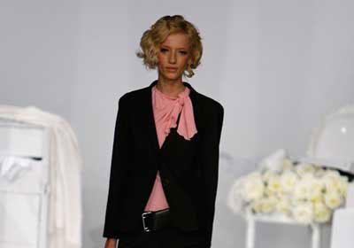 Fashion. Tweed Jacket