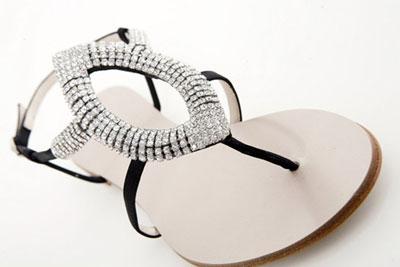 Grey Mer sandals 1