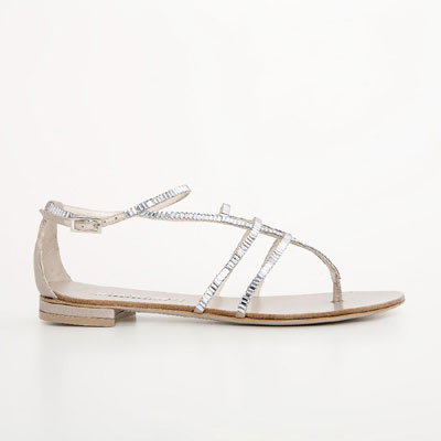 Grey Mer Sandals 2