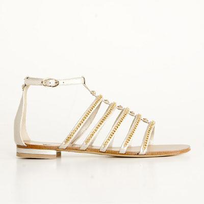 Grey Mer Sandals 3