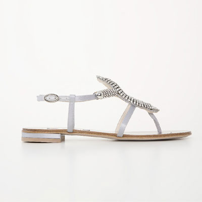 Grey Mer Sandals 4