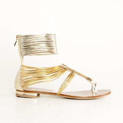 Grey Mer Sandals 5