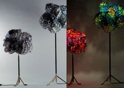Living Pixels Lamps