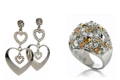 Liza Minnelli jewelry