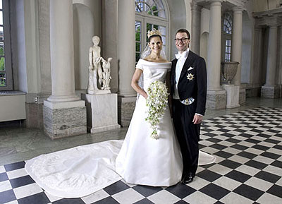The Princess of Sweden Victoria Marriage