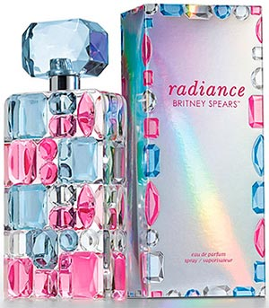 Britney Spears Launches New Fragrance Radiance