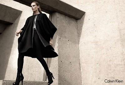 Calvin Klein White Label Ad Campaign