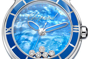 Chopard Happy Sport XL blue