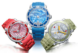 Chopard Happy Sport XL watches