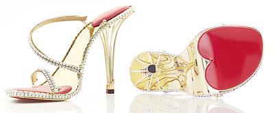 Eternal Diamond stilettos