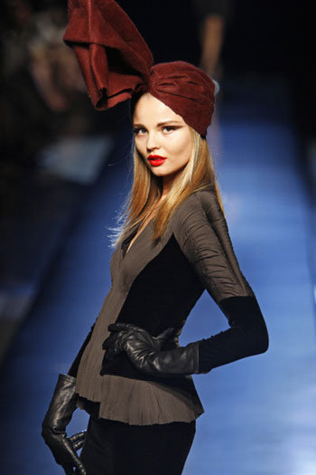 Gaultier collection FW 2011