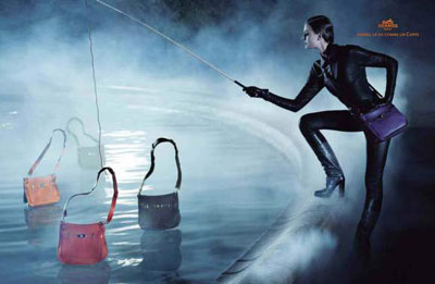 Hermes Fall-Winter 2010-11 campaign