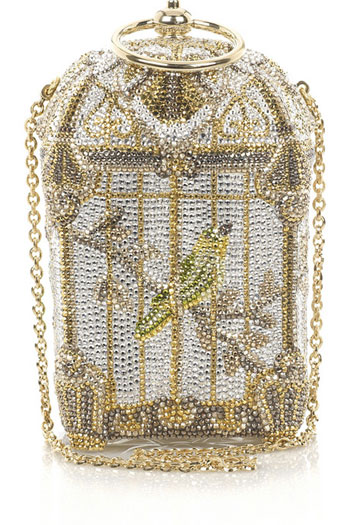 Judith Leiber Art Deco bags collection