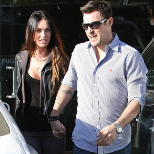 Megan-Fox-and-Brain-Austin-Green
