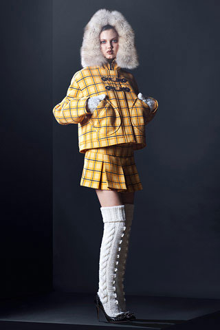 Miu Miu Pre Fall 2010 Collection