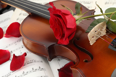 Music and romance