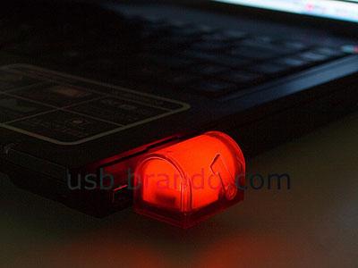 USB Mailbox New Message Indicator