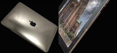 iPad Supreme Ice Edition