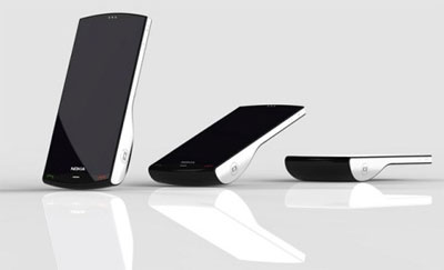 Nokia Kinetic Cell Phone Concept