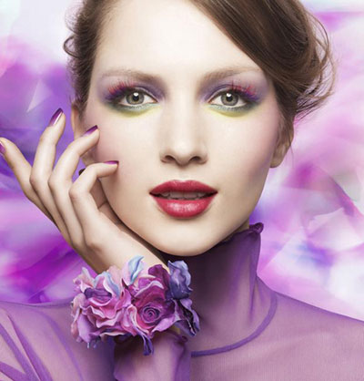 New Shu Uemura Fluorescent Makeup Collection