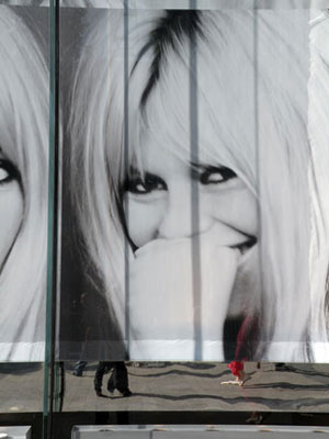 Brigitte Bardot bag