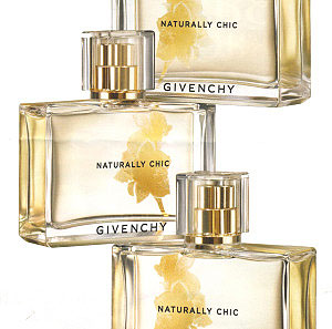 New Fragrance Givenchy Naturally Chic