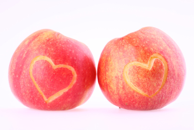 Love, apples