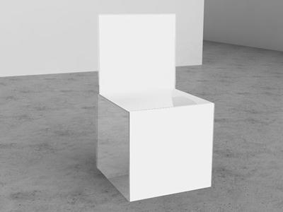 Magic Chair by Davide Conti