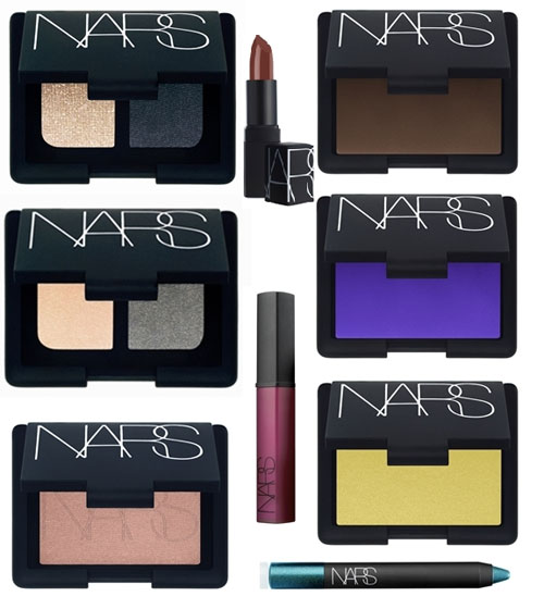 NARS Makeup Collection for Fall 2010