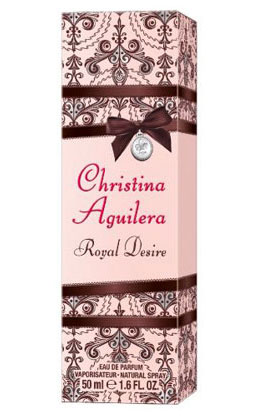 New Fragrance Royal Desire by Christina Aguilera