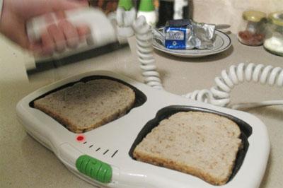 Toast/E/R Defibrillator