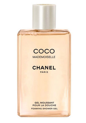 Chanel Launches Coco Mademoiselle Bath & Body