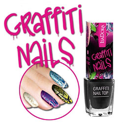 IsaDora Graffiti Nails for the New Manicure Look
