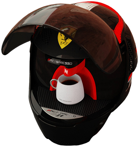 Racepresso Coffee Machine