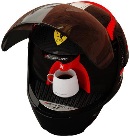 Racepresso Coffee Machine