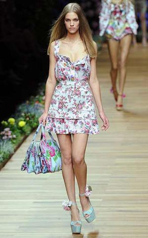 D&G S-S 2011 collection