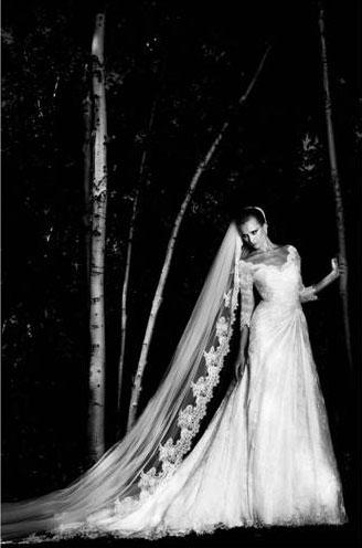 Elie Saab wedding dresses prêt-a-porte
