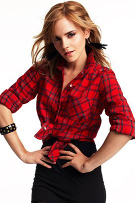 Emma Watson People Tree collection