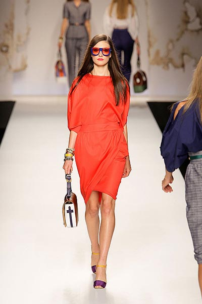 Fendi Spring 2011 collection