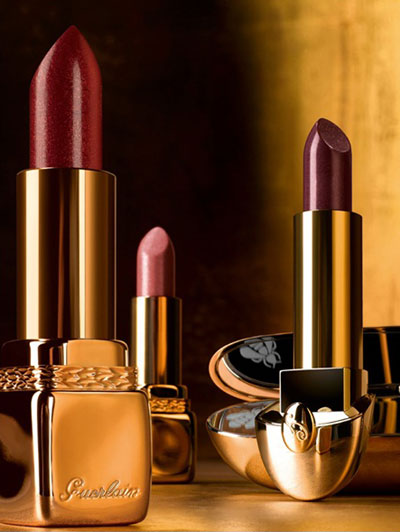 Guerlain Les Ors Makeup Collection 2010