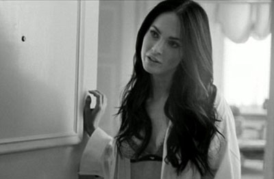 Megan Fox for Armani