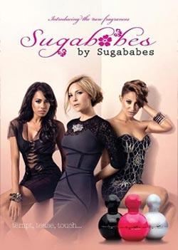 Sugababes perfumes