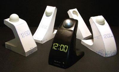 Aphelion Clock Concept