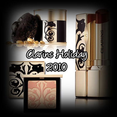 Clarins Holiday 2010 collection