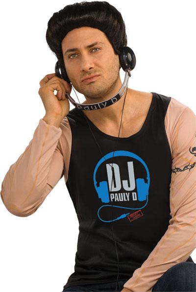 DJ Pauly D headphones
