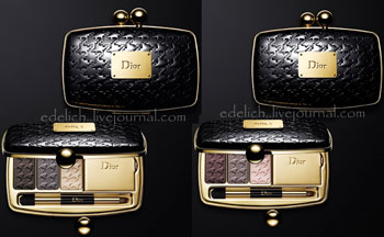 Dior Minaudiere Holiday 2010 collection